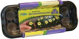 Jiffy Greenhouse (Amazon)