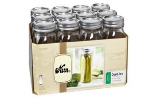 Mason Jars (Quart Size)
